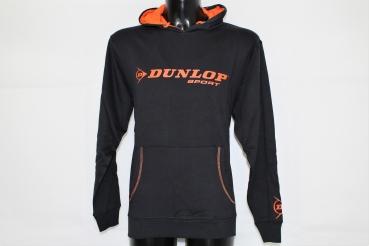 buy popular f6fcd 62bfe Dunlop Herren Hoody schwarz-orange