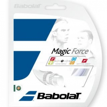 Babolat Magic Force 1.35mm Saitenset 12m weiss