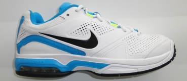 size 40 d231c ae86d Nike Advantage Challenger weiß-blau Tennisschuhe Herren