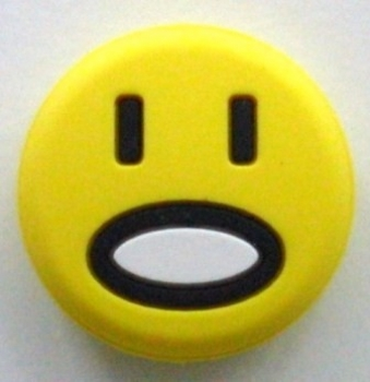 Wilson Tennis Vibrationsdämpfer Smiley O Mund