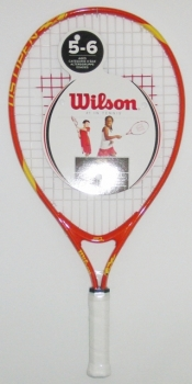Wilson US Open 21 Junior Tennisschläger orange