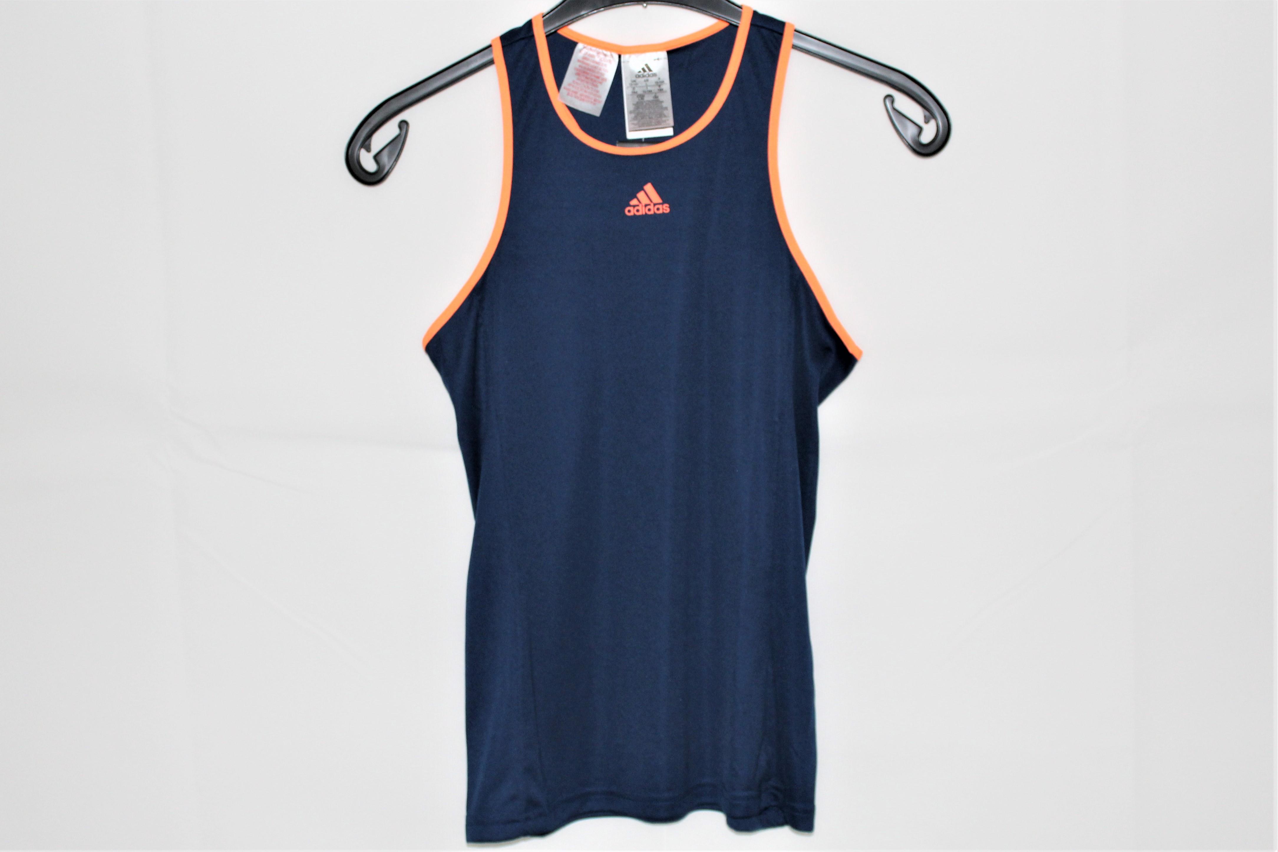 lowest discount latest order online Adidas Kinder Mädchen Tank Top navy-orange