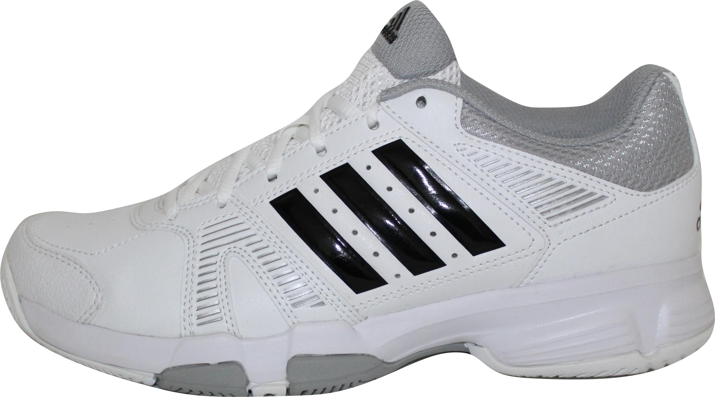 premium selection 1be8d 9bebc Adidas Bercuda Herren Tennisschuhe Sandplatz weiss-schwarz