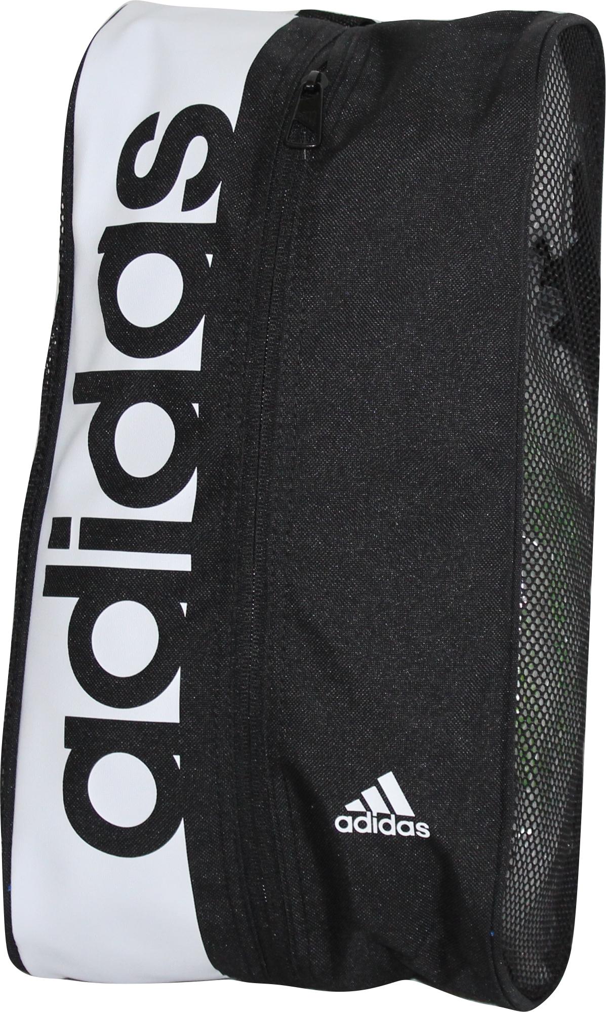 Tennisshop Tennisseite Tp24 Adidas Schuhtasche Shoebag Weiß Schwarz
