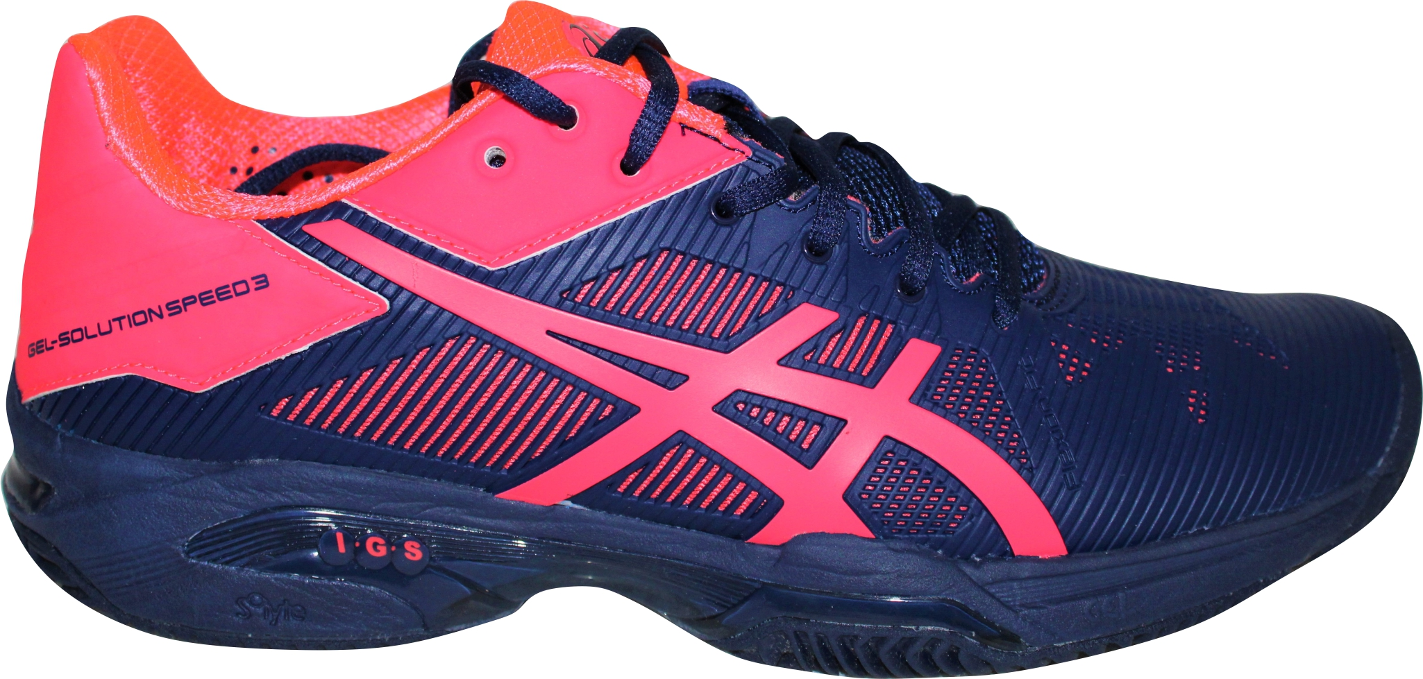 Tennisshop Tennisseite TP24 - ASICS Damen Tennisschuhe Gel Solution ...