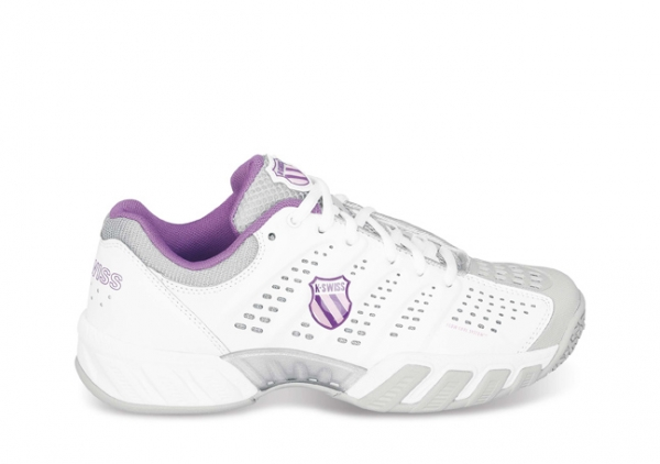 K-Swiss Big Shot Light Damen Tennisschuhe 2013 weiss