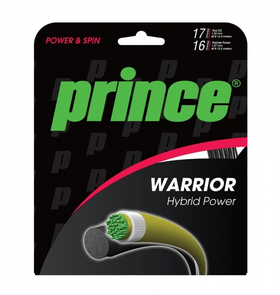 Prince Tennissaite Warrior Hybrid Power 2x 6.1m